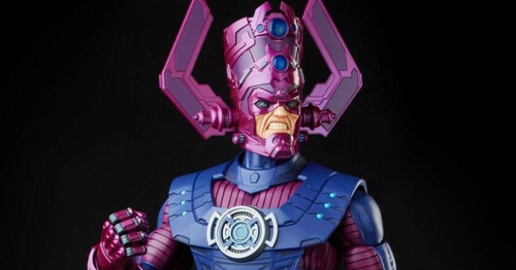 Galactus figure.